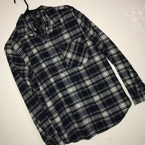 Forever 21 THICK wool flannel